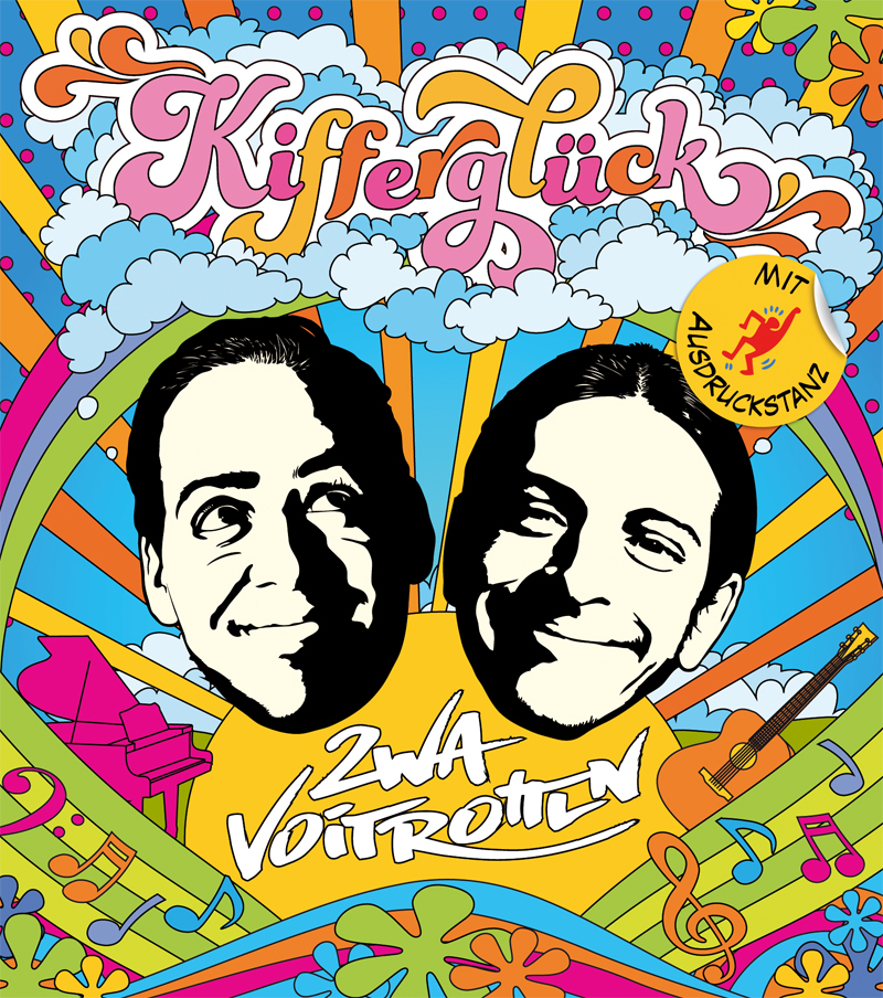 Kifferglück Poster
